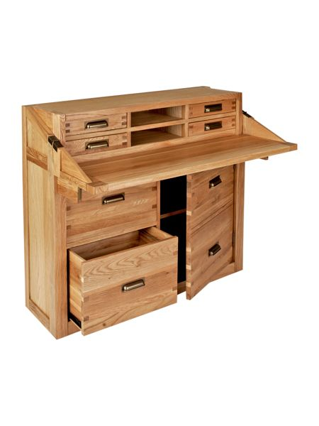 Linea Columbia Office Chest