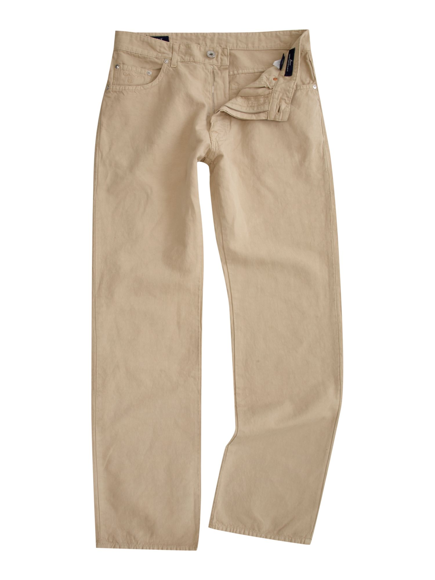 Canvas Jason Linen Jeans