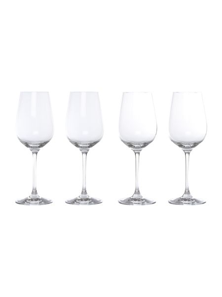 Linea Emily white wine glasses, box of 4