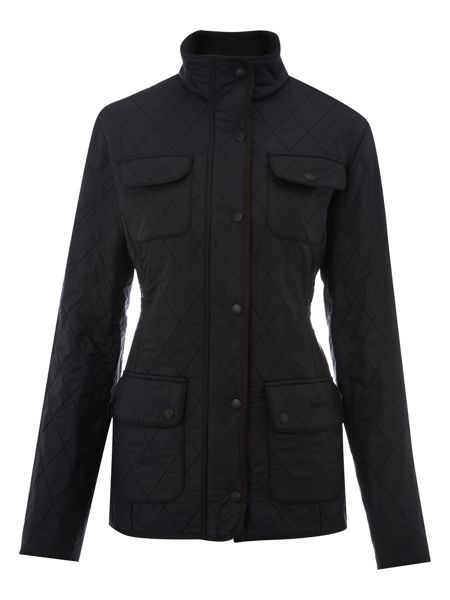 Barbour Utility polar quilted jacket