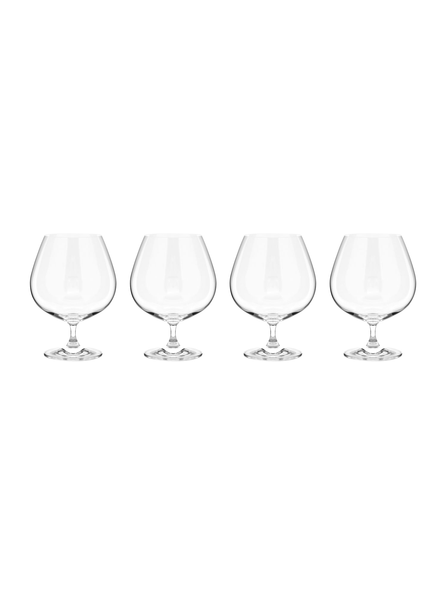 Ella brandy glasses, set of 4