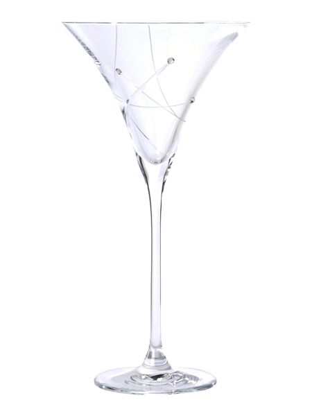 Linea Angelina set of 2 martini glasses