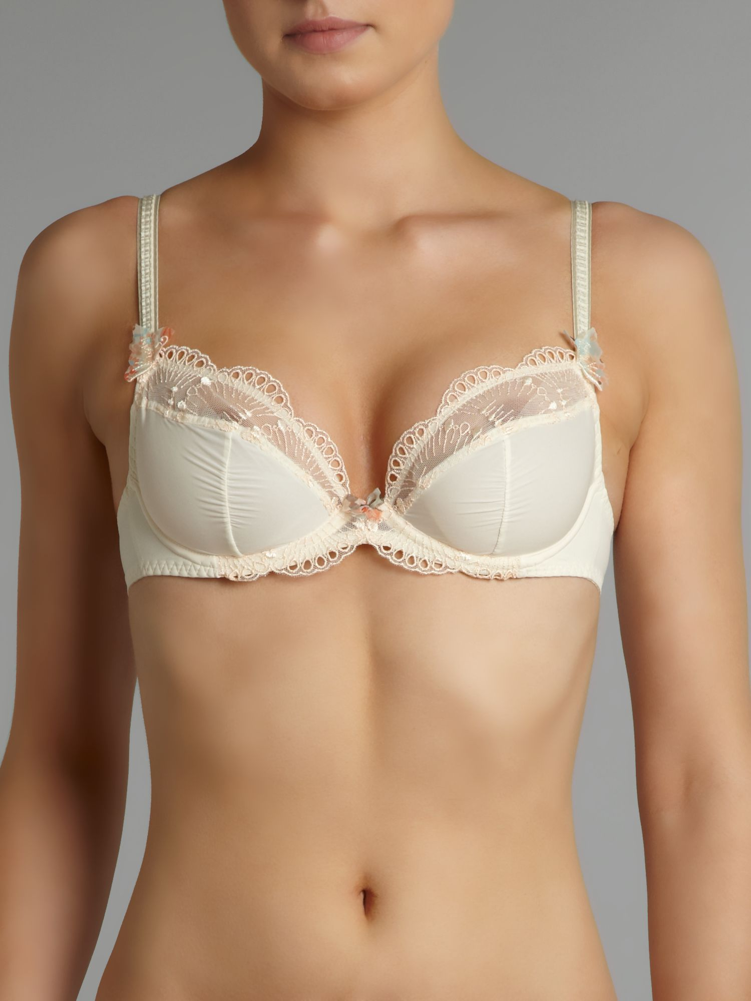 Envolee 3 section balconette bra