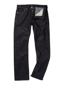 Paul Smith Jeans Regular straight fit dark jeans
