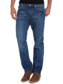 Paul Smith Jeans Regular straight fit light wash jeans