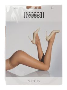 Wolford 15 denier sheer tights promotional pack 3 for 2