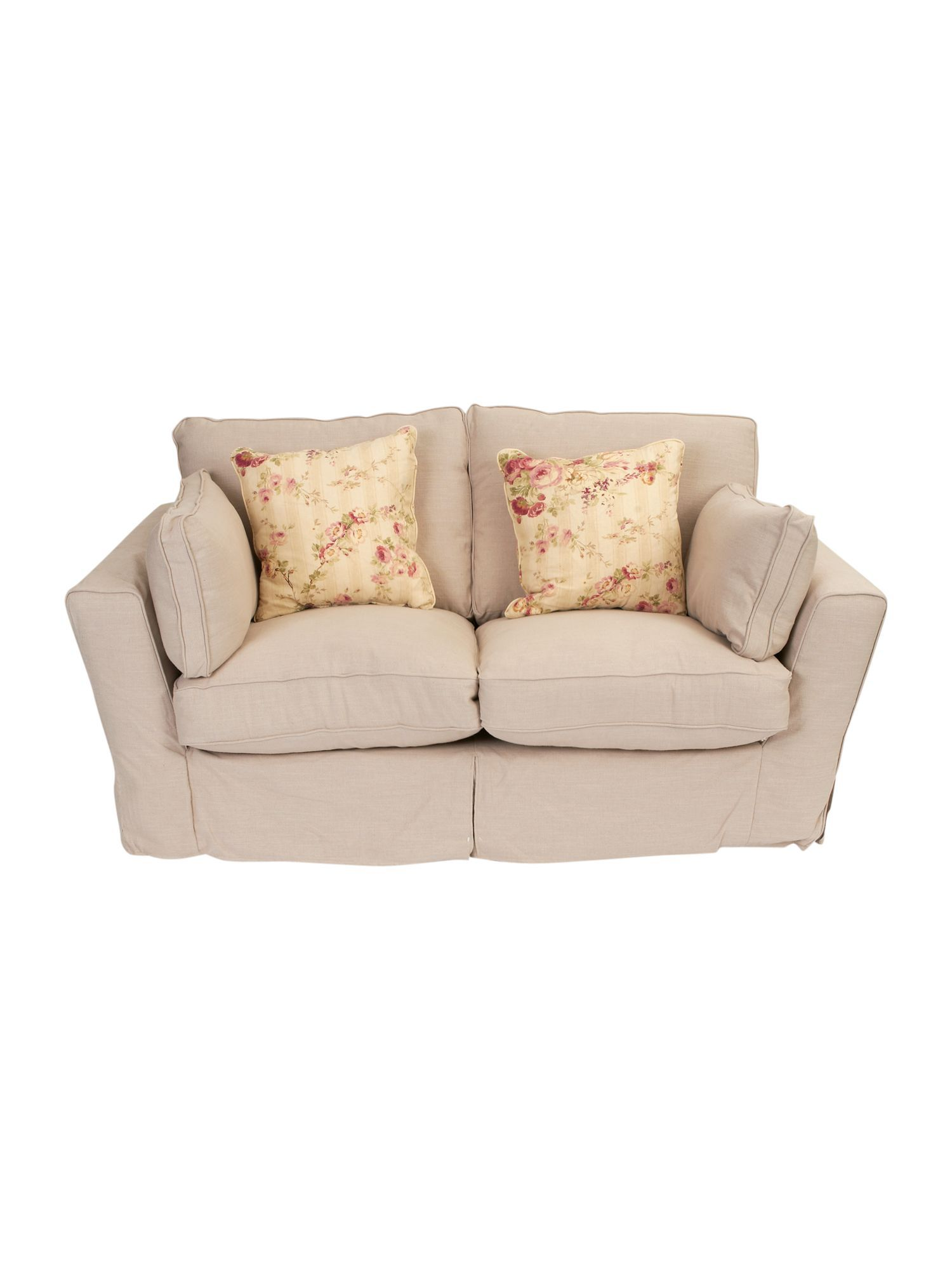Shabby Chic Relax Small Sofa