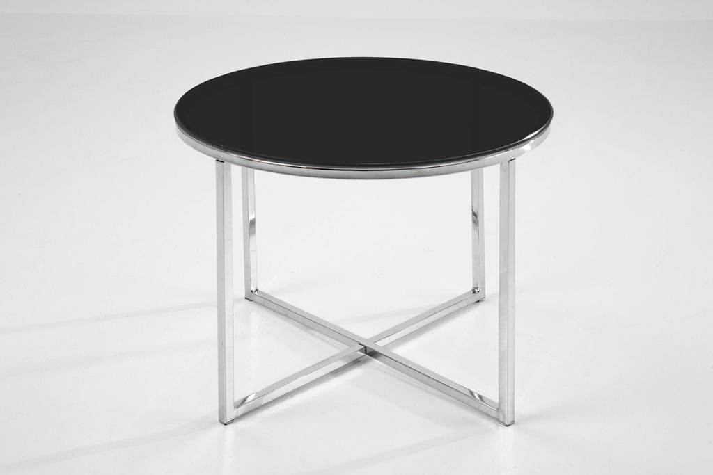 Broadway Round Lamp Table