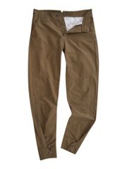 Bench Regular fit tab ankle flight trousers