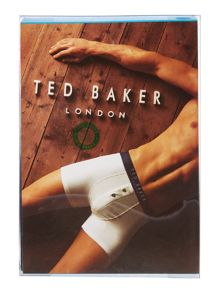 Ted Baker Plain fly fronted boxer brief