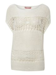 Stefanel Boat neck sweater