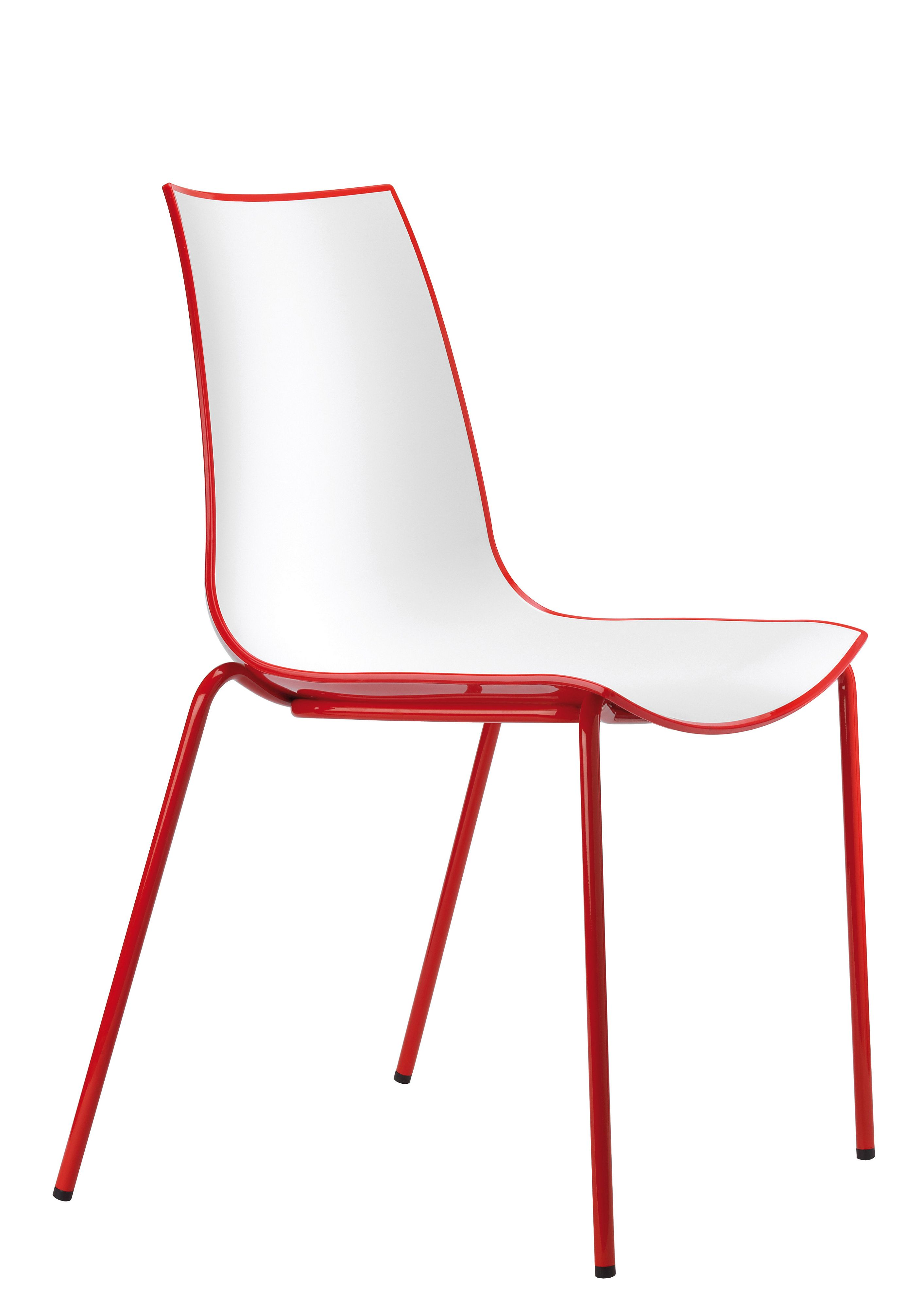 Pedrali 3D Chair Pair