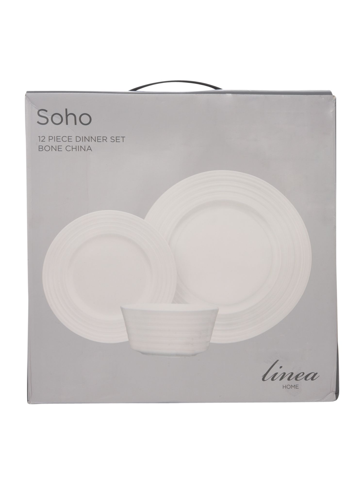 Soho 12 piece dinner set