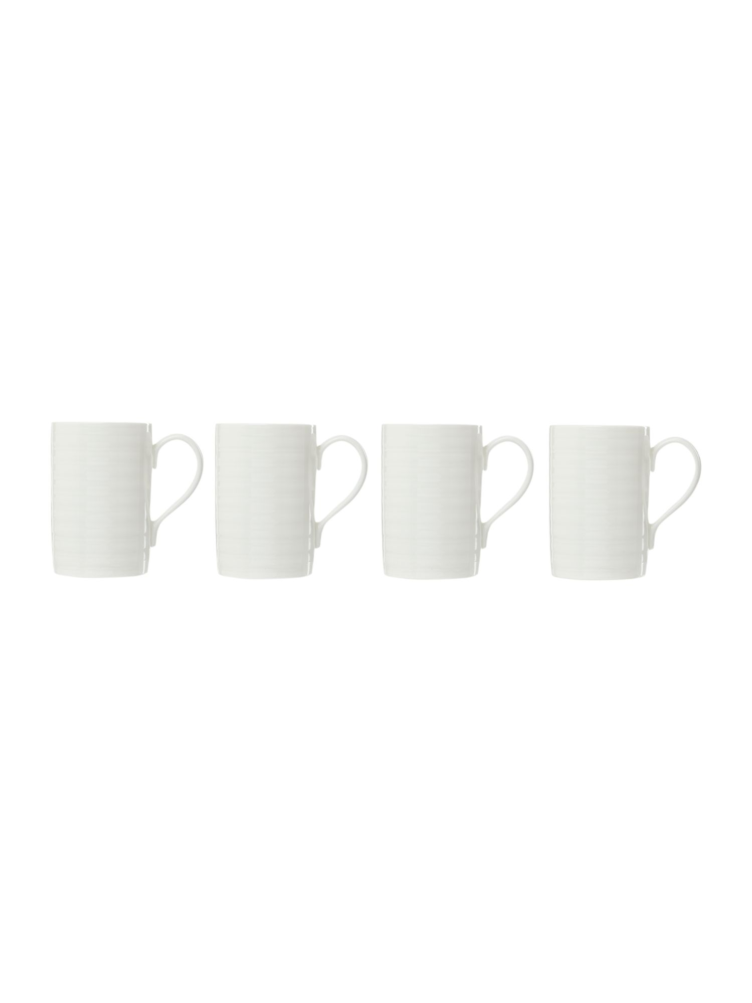 Soho set of 4 mugs