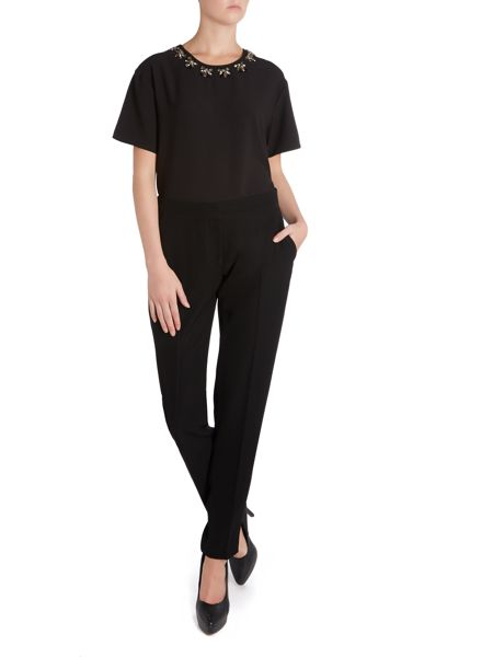 Pied a Terre Slim leg trousers