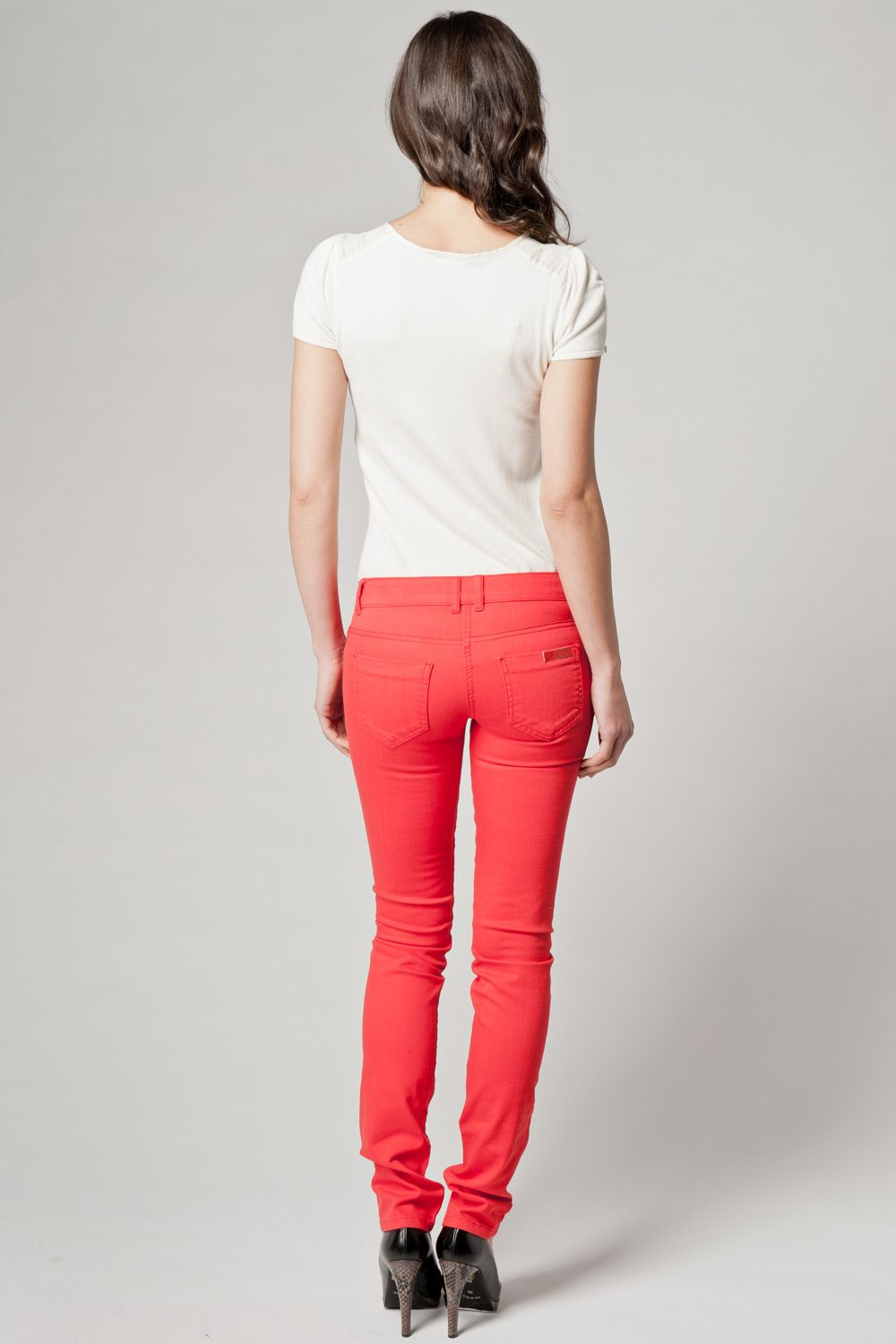 Bright slim fit jean