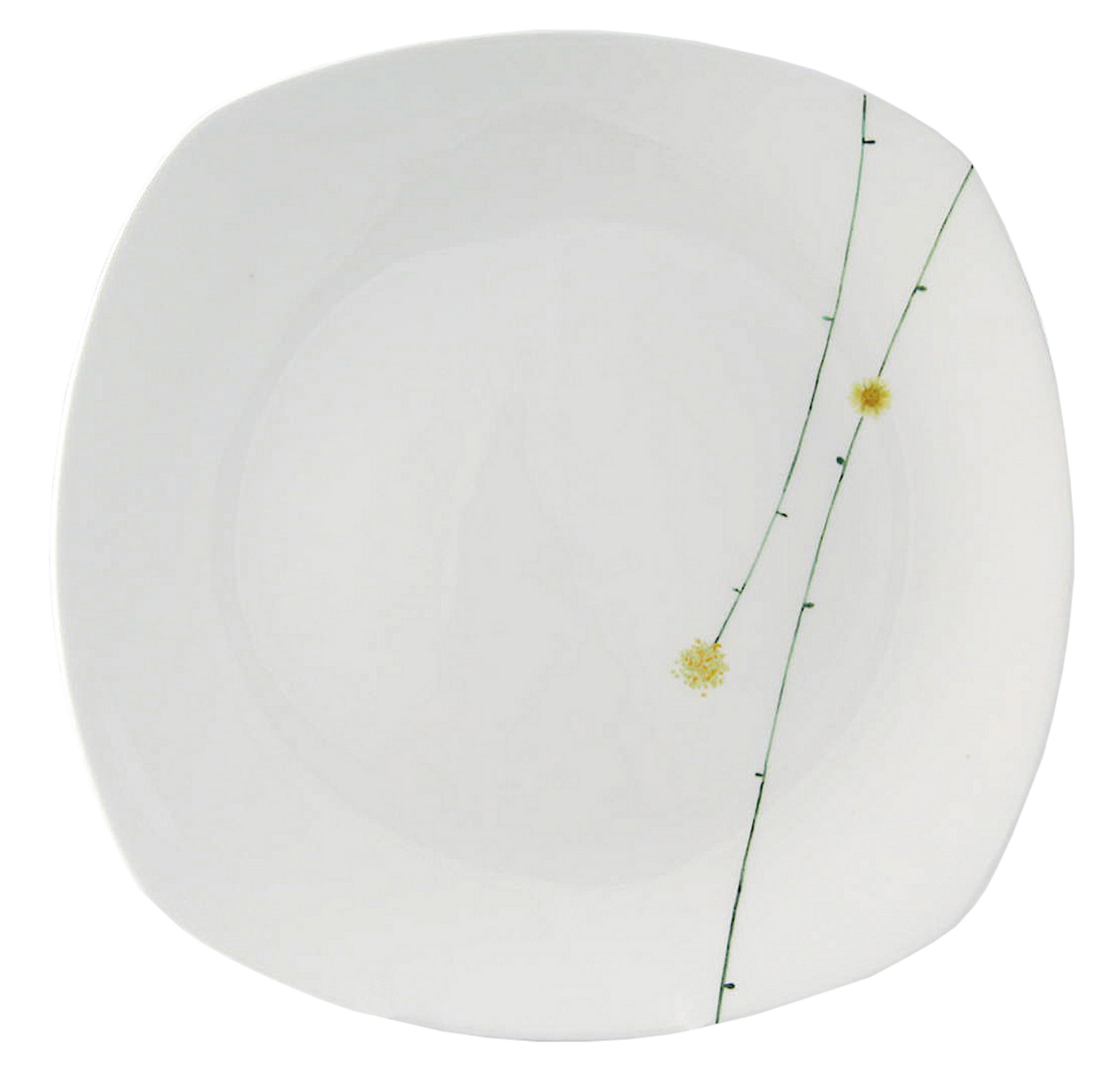Daisy chain dinner plate