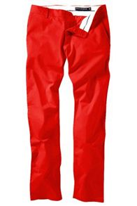 French Connection Machine gun stretch trousers