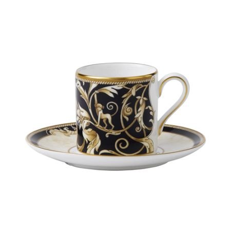 Wedgwood Cornucopia Bond Coffee Saucer