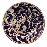 Wedgwood Cornucopia Blue Bread and Butter Plate