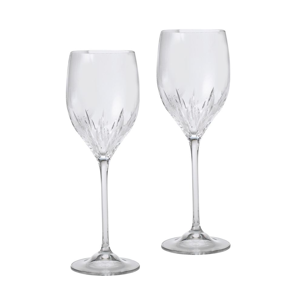 Vera Wang duchesse wine set of 2
