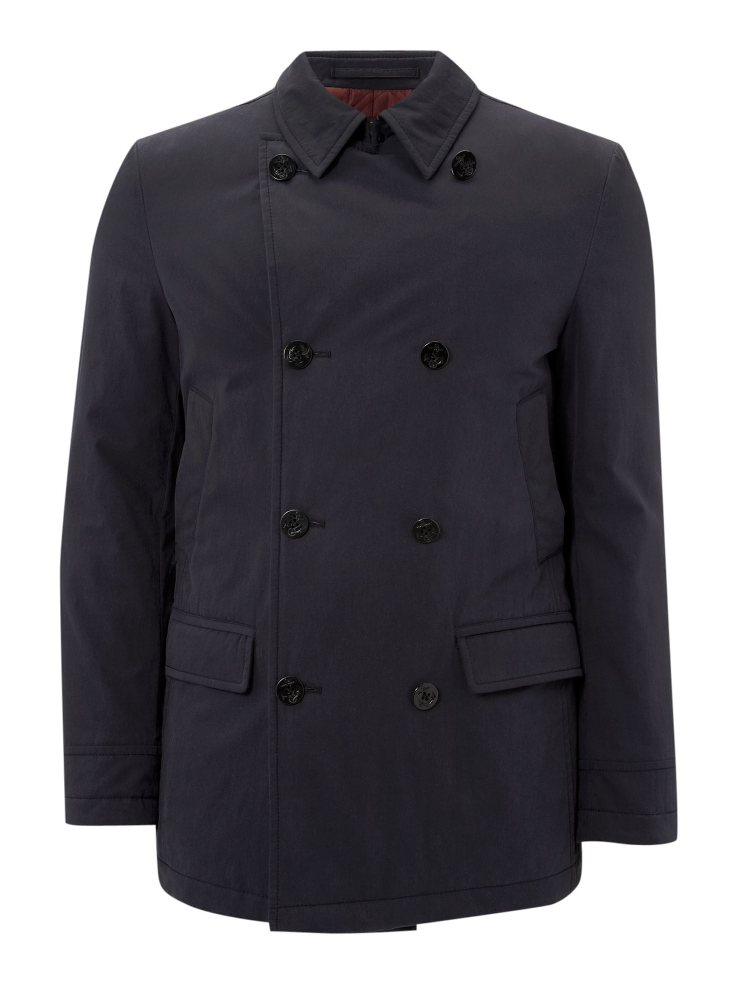 New york pea coat