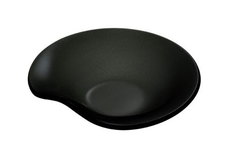 Villeroy & Boch Cera black glass bowl 21cm