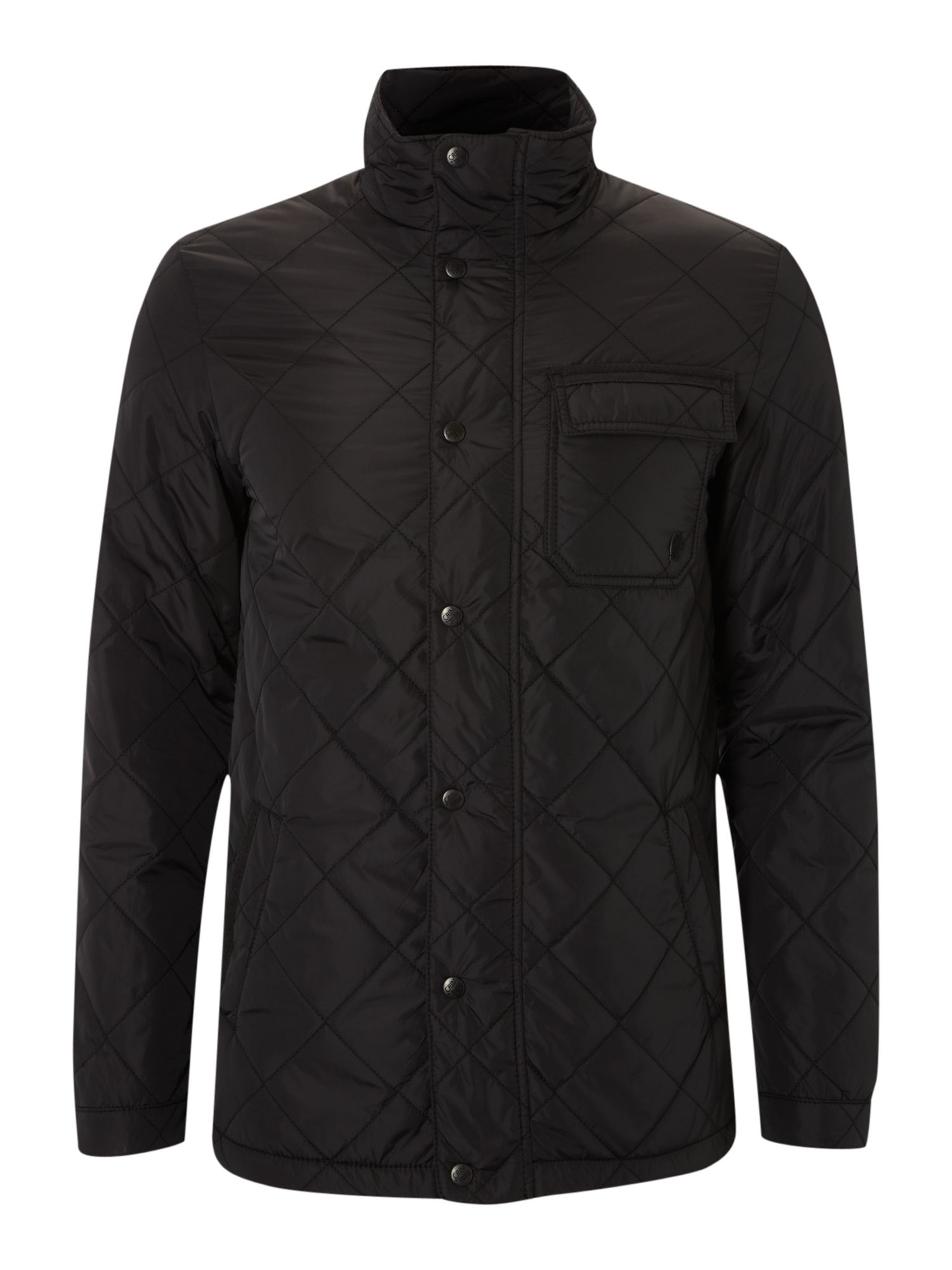 Kyoto quilted jacket