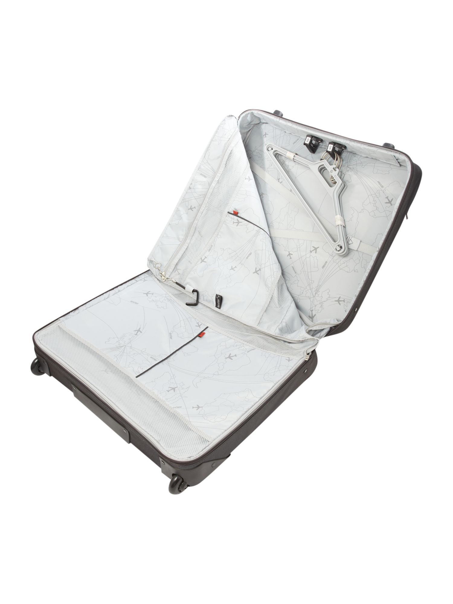 Business 100 Wheeled Trolley Wardrobe
