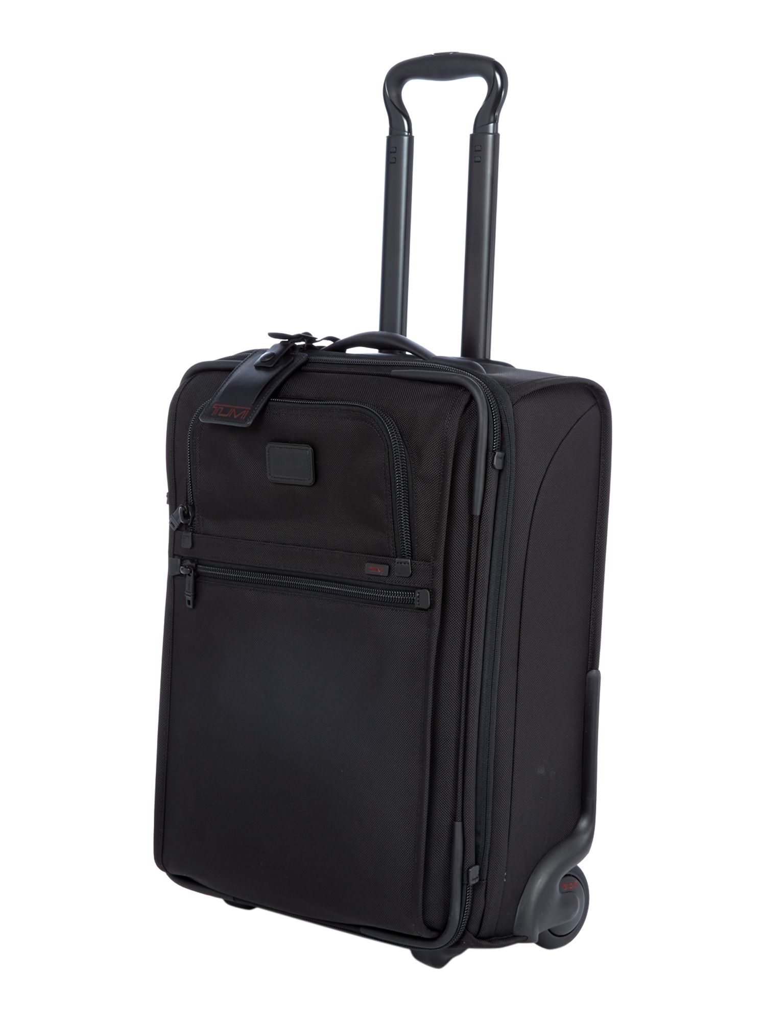 Lightweight slim international 2 wheel cabin case