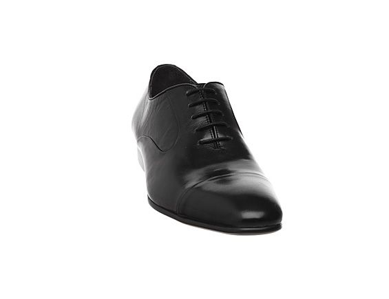 Alex blind seam toecap lace up