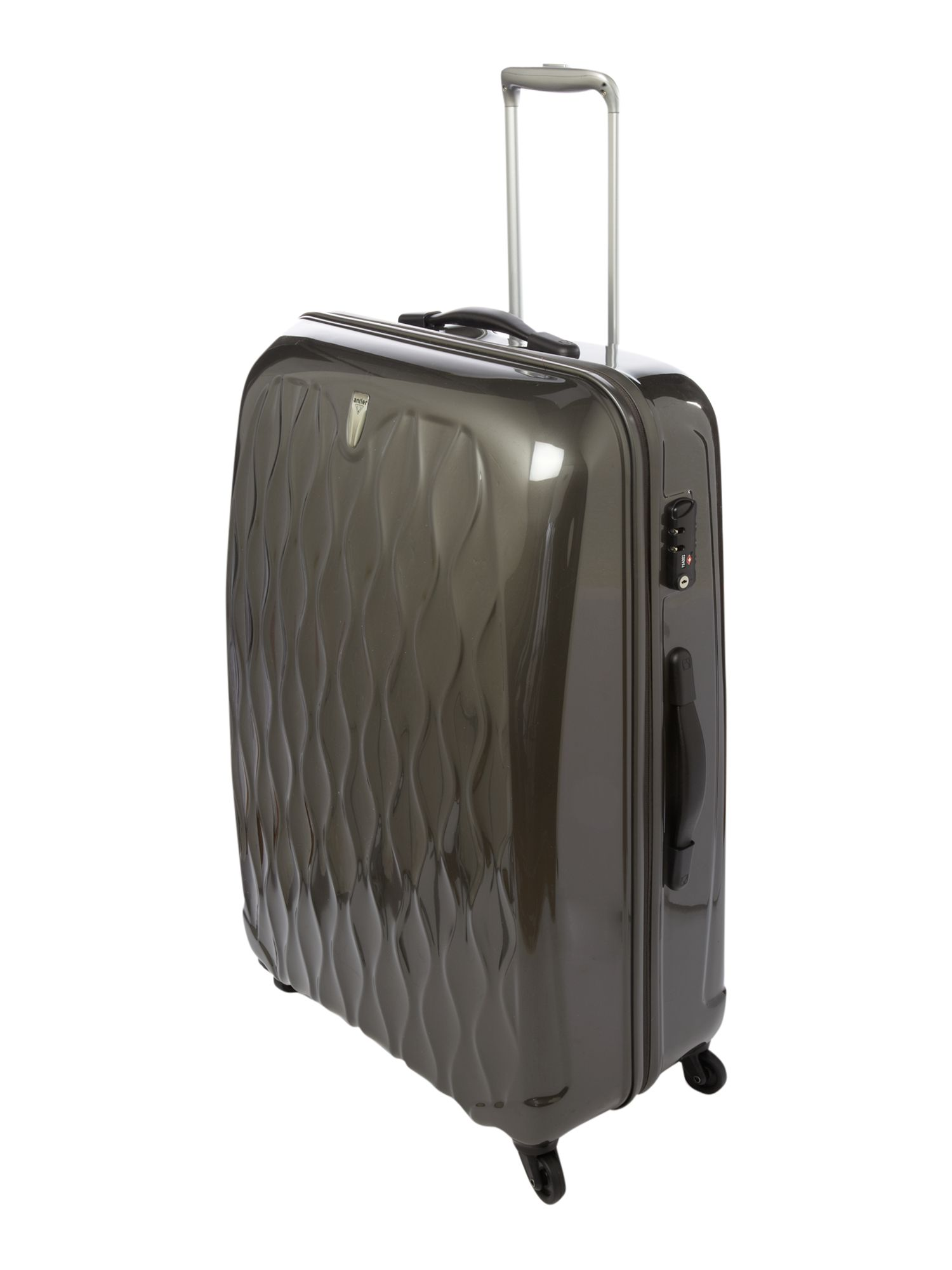 Liquis Graphite Large 4 Wheel Case