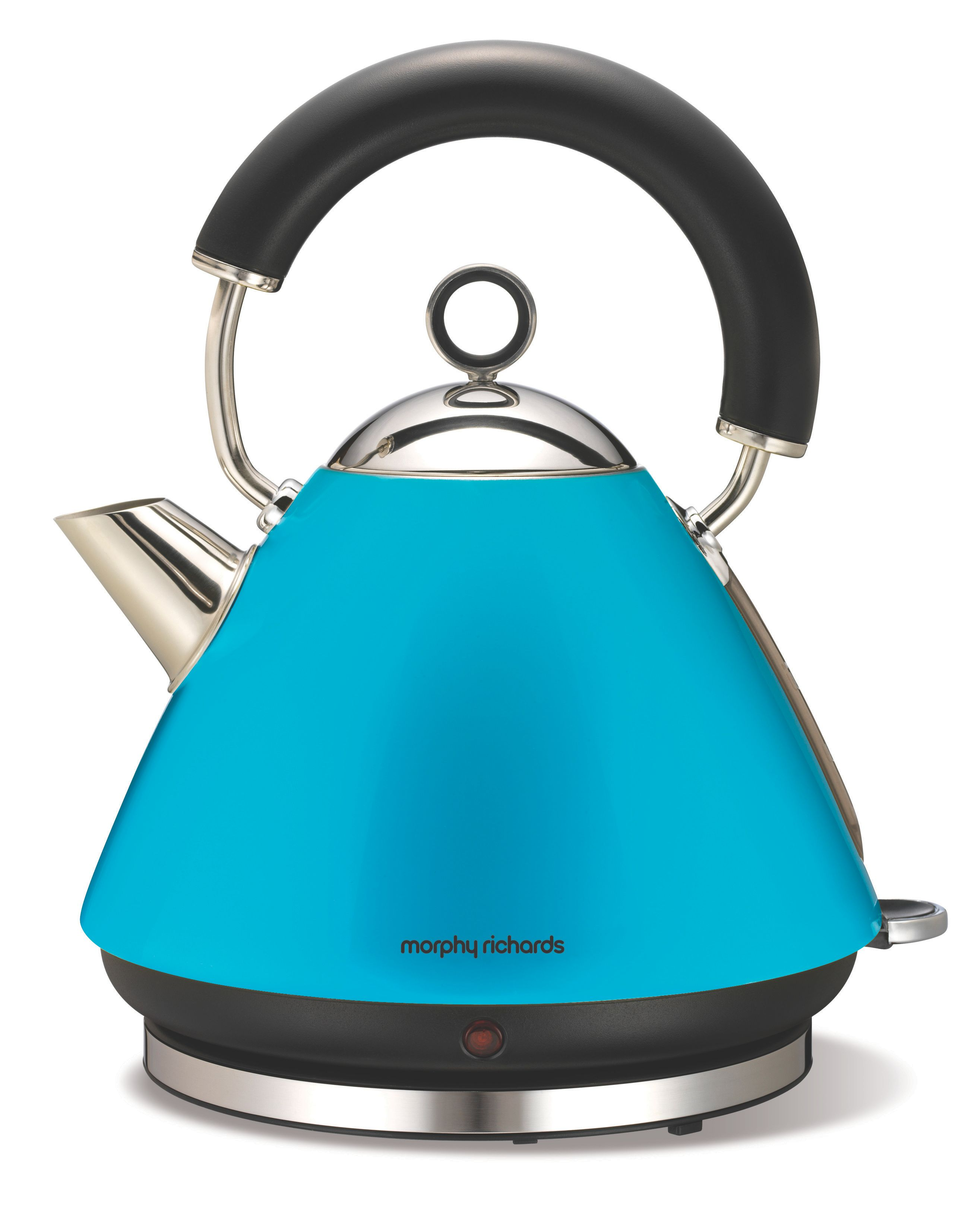 Traditional Cyan Kettle 43829