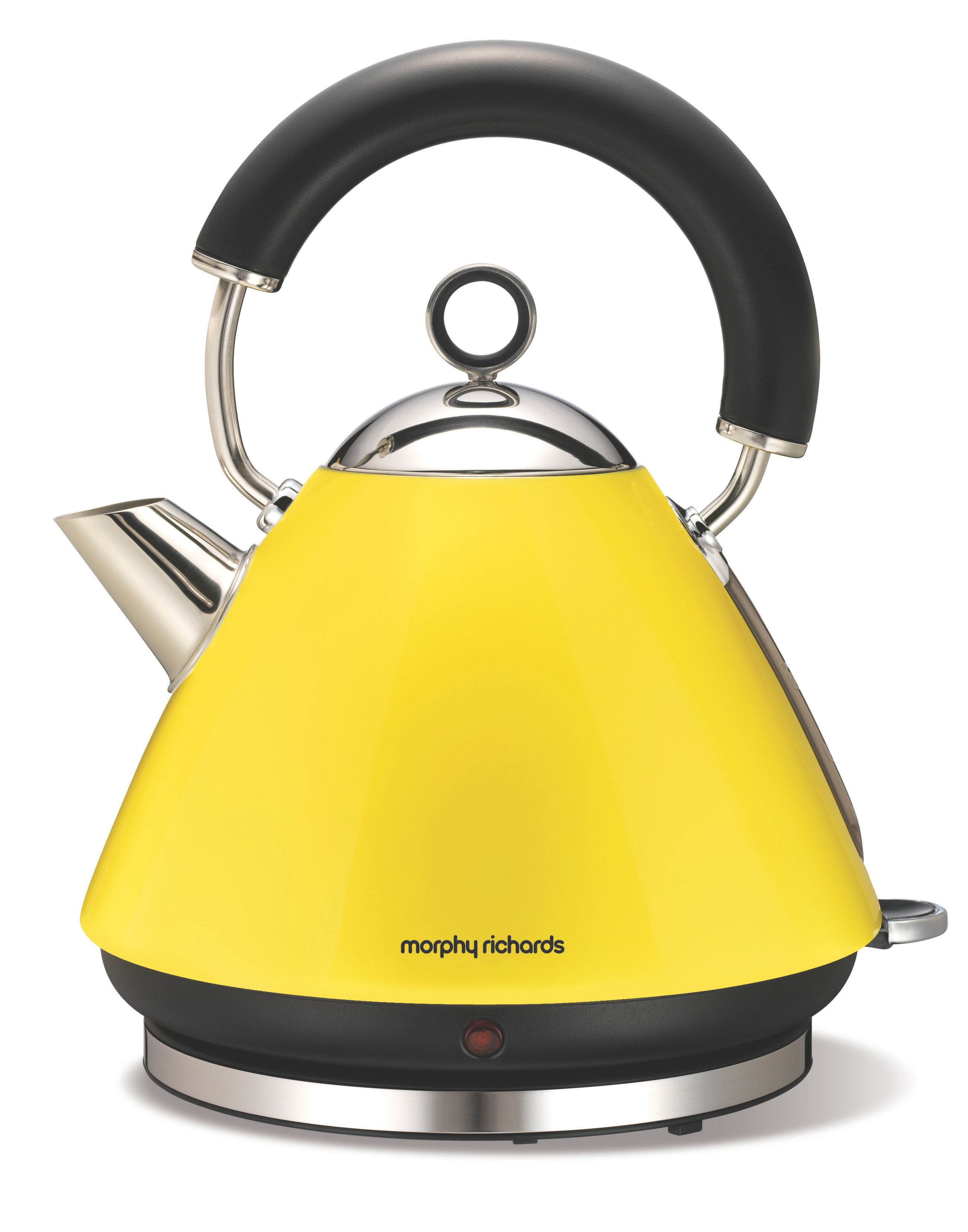 Traditional Yellow Kettle 43827