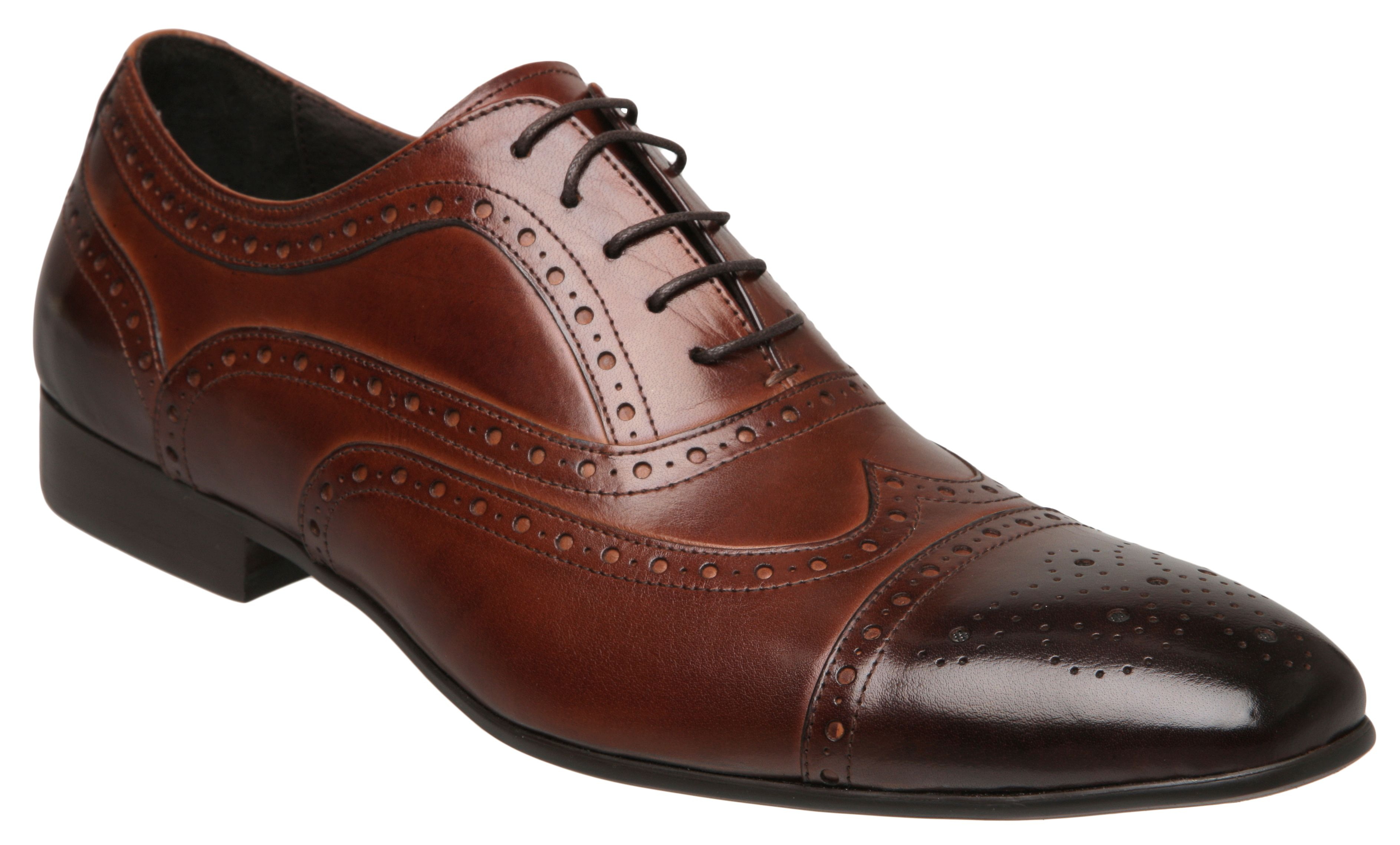 Amore formal brogues