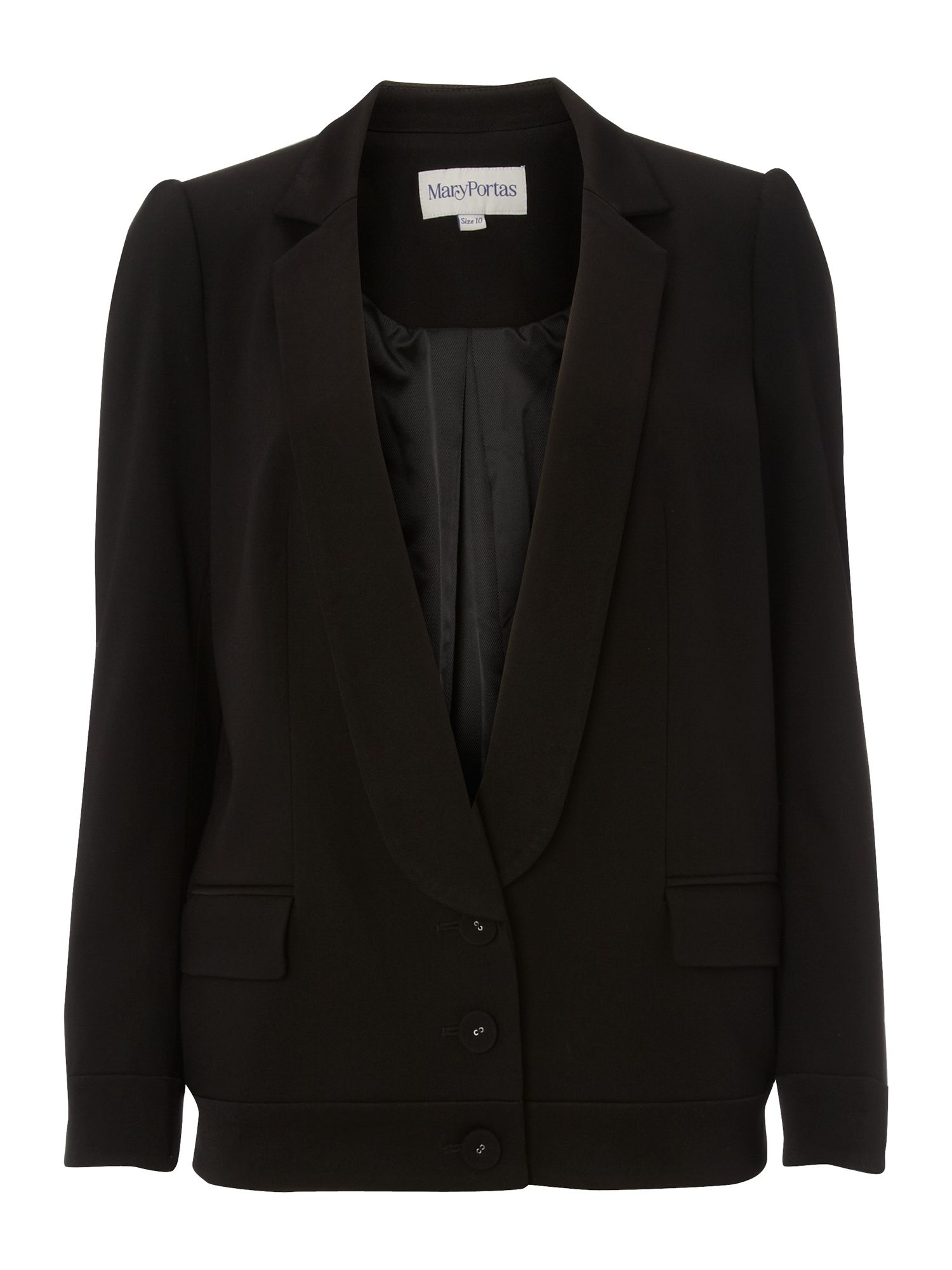 The Perfect New Tuxedo Jacket