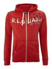 Polo Ralph Lauren Zip through lifeguard sweater