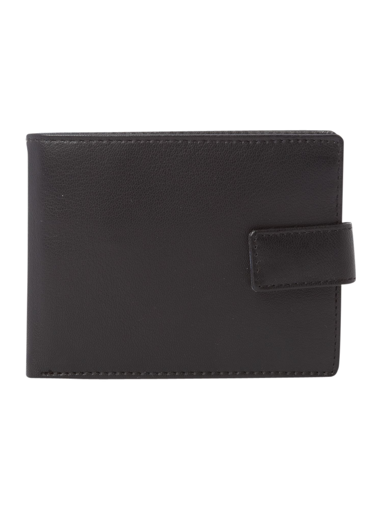 Linea smart trifold wallet