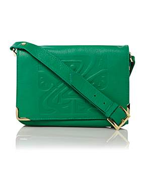 Green Biba Handbag - House of Fraser