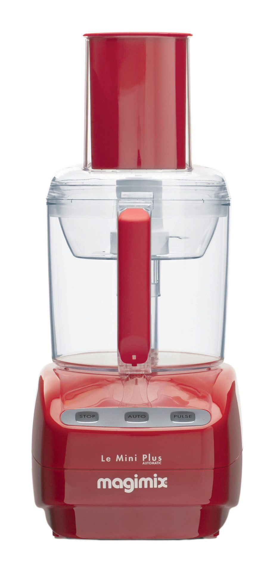 Le Mini Food Processor Red
