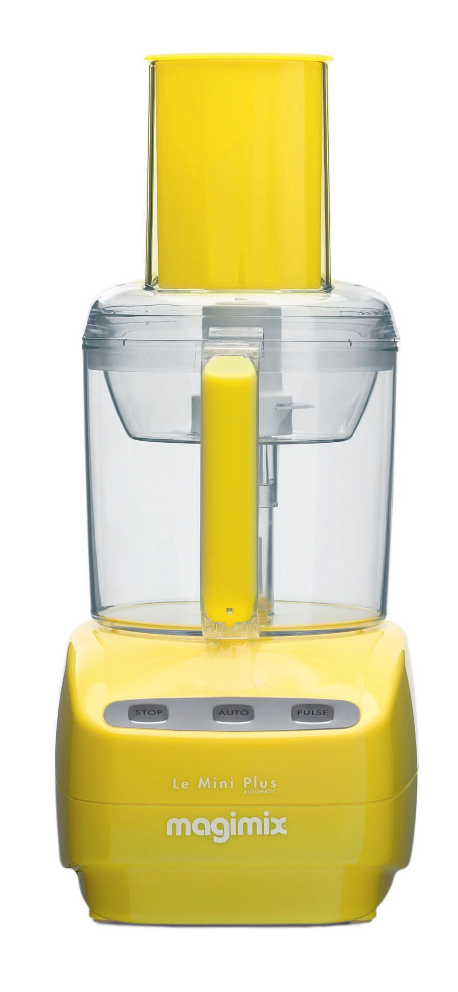 Le Mini Plus Food Processor Yellow 18235