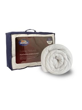 Silent Night Duck feather and down 10.5 tog duvets