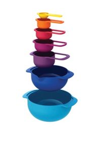 Joseph Joseph Nest 7 Plus, 7-Piece Set - Multi-Colour