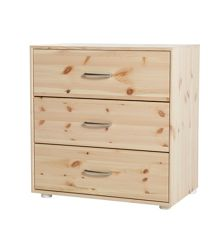 Flexa Chest of drawers with 3 drawers