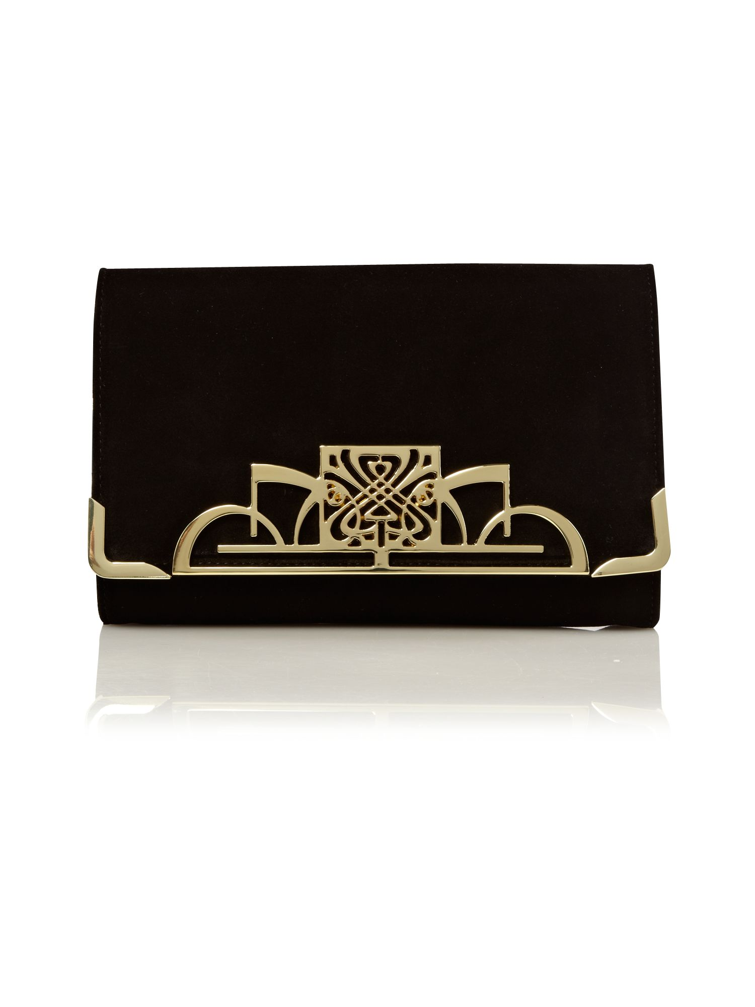 Ruby clutch bag