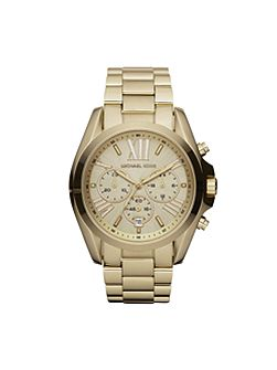 MK5605 Bradshaw Gold Ladies Bracelet Watch