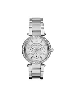 MK5615 Parker Silver Ladies Bracelet Watch