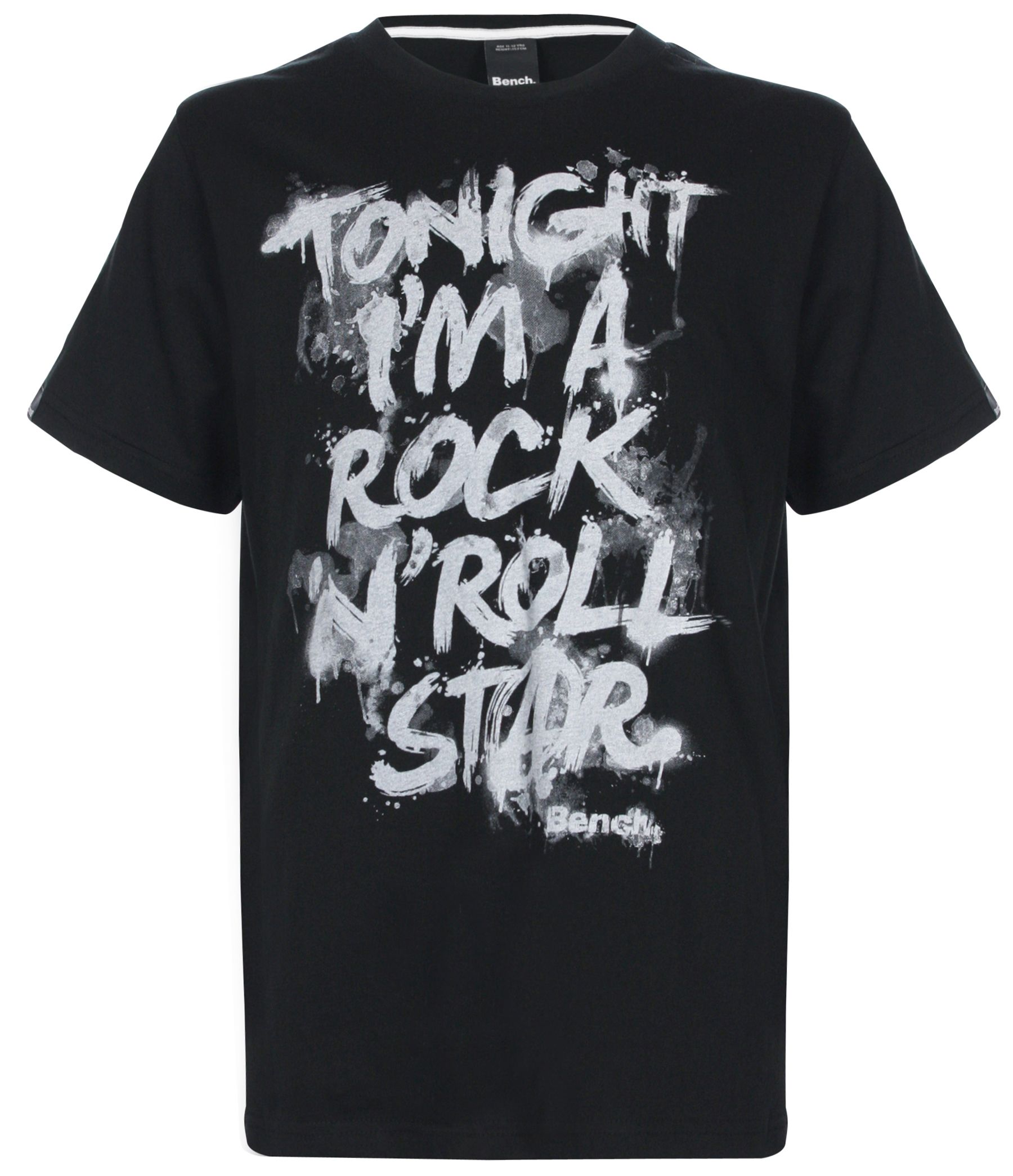 Childrens Bench Child rockstar t-shirt,