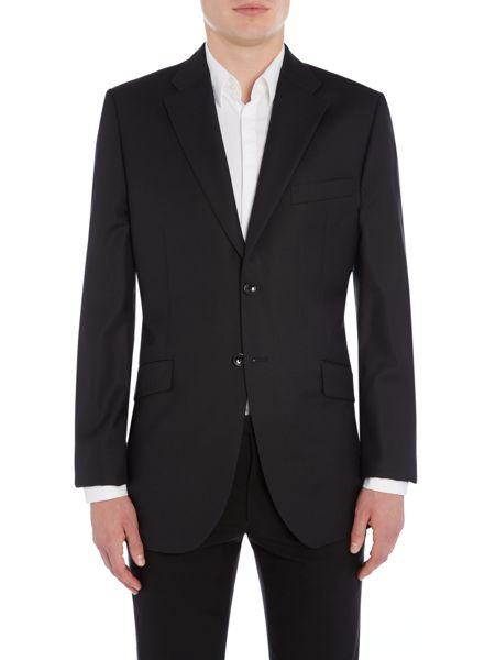 Howick Tailored Ford fine herringbone suit jacket