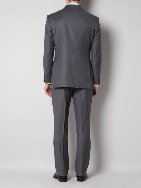 Howick Tailored Lancaster light flannel suit jacket